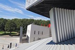 Philharmonie de París Imagen de archivo libre de regalías