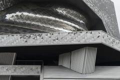 Philharmonie de Paris Arkivbild