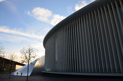 Philharmonie Luxembourg Royalty Free Stock Image