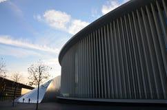 Philharmonie Luxemburg lizenzfreies stockbild