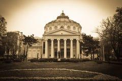 Philharmonischer George Enescu Lizenzfreies Stockfoto