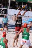 Philip Dalhausser - beach volleyball Stock Photos