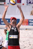 Philip Dalhausser - beach volleyball superstar Royalty Free Stock Image