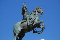 Philip IV King of Spain stock photography