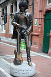 Philip Lynott Royalty Free Stock Photo