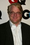 Philip Seymour Hoffman Foto de Stock Royalty Free