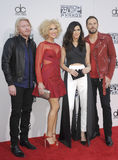 Philip Sweet, Kimberly Schlapman, Karen Fairchild and Jimi Westbrook of Little Big Town Stock Image