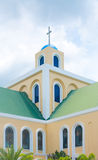 Philipine church Stock Photos