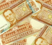 Philipine Peso Stock Foto