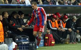 PHILIPP LAHM  BAYERN MUNICH Stock Photos