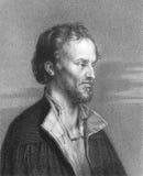 Philipp Melanchthon Stock Image
