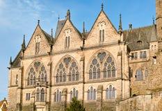 Philipp University of Marburg. Old university building of Philipp University of Marburg, Hesse, Germany. The university is one of Germanys oldest universities Royalty Free Stock Photos