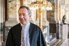 Philippe couvreur judge registrar ICJ international court of justice CIJ peace palace