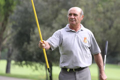 Philippe Dugeny Cannes-Mougins Seniors Masters Stock Photos