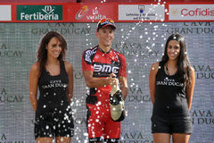 Philippe Gilbert Royalty Free Stock Photography