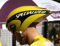 Philippe Gilbert headshot Stock Photography