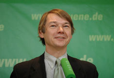Philippe Lamberts Royalty Free Stock Images