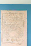 Philippi Byzantijns mozaïek royalty-vrije stock foto's