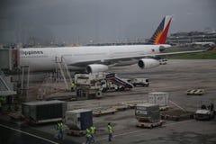 Philippine Airlines Fotografia de Stock