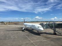Philippine Airlines Airbus A321 Photo stock