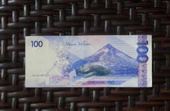Philippine banknote Royalty Free Stock Images