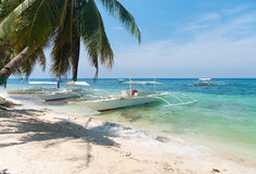 Philippine beach Royalty Free Stock Image