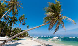 Philippine beach Royalty Free Stock Images