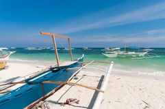 Philippine beach Stock Photo