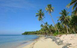 Philippine beach Stock Image