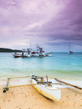 Philippine boat Royalty Free Stock Photography