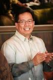Philippine Consulte General - Leo Herrera -Lim stock image