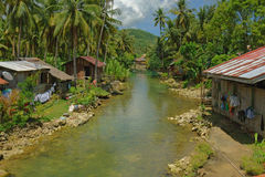 Philippine countryside Royalty Free Stock Photo