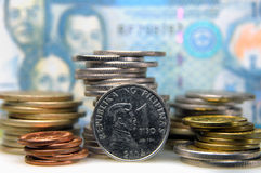 Philippine Currency Stock Photos