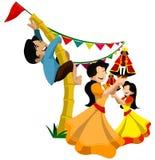 Philippine Festival Royalty Free Stock Photo