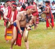 Philippine Folk Dancers Stock Photos