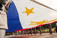 Philippine independence day held in Luneta Park, Manila Stock Image