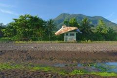 Philippine landscapes stock image