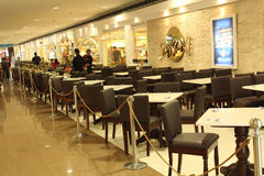 Philippine mall restaurants Stock Photography