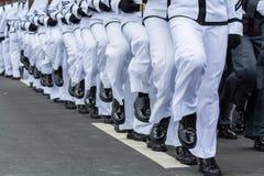 Philippine Millitary academy cadets Stock Photo