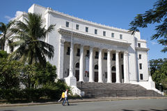 The Philippine National Museum Stock Image
