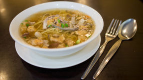 Philippine Noodle Soup Stock Photos