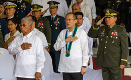 Philippine President Aquino Royalty Free Stock Images
