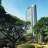 Philippine Stock Exchange Royalty Free Stock Photo