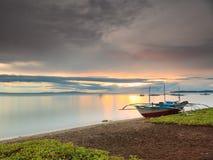 Philippine sunset Royalty Free Stock Image