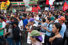 Philippinen-114. Unabhängigkeitstag stockfotos