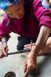 Philippinen-Tätowierung Stockbilder
