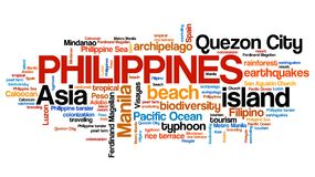 philippines illustration stock