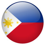 Philippines Button Royalty Free Stock Images
