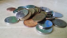 Philippines Coins royalty free stock photos