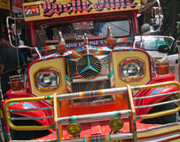 Philippines Jeepney Royalty Free Stock Images
